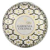 Voluspa Gardenia Colonia 2 Wick Candle Tin