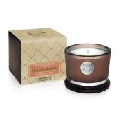 AQUIESSE Golden Amber 45 Hr SM Soy Candle
