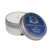 AQUIESSE Moonlit Petals Soy 20 Hr Travel Tin Candle