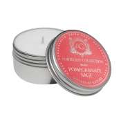 AQUIESSE Pomegranate Sage Soy 20 Hr Travel Tin Candle