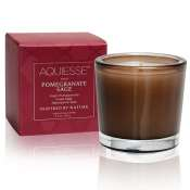 Aquiesse Pomegranate Sage Boxed Votive