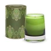 Archipelago Tamboti Wood Cased Glass Candle