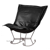Howard Elliott puff rocker-Avanti Black