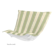CTC Puff Chair replacement cover with cushion-Baja Willow-Patio