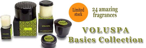 Voluspa Basics Candles