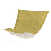 Howard Elliott puff chair replacement cover with cushion-Coco Peridot