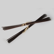 Diffuser Reeds-Chocolate Brown.  Set of 12 reeds