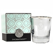 Votivo Enchantment Candle-Metallic Glass