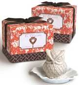 Le Chouette (Owl) luxury soap by Gianna Rose Atelier