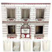 Maison de Nest 5 PC Votive Set