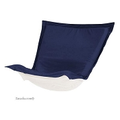 CTC Puff Chair replacement cover with cushion-Starboard Ocean-Patio