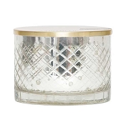 Capri Blue Paris No 21 Mercury Glass Candle