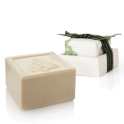 Thymes Frasier Fir Soap Bar With Tray
