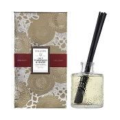 Voluspa Gilt Pomander & Hinoki Mini Reed Diffuser