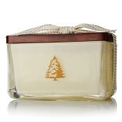 Thymes Frasier Fir 2 wick white Candle