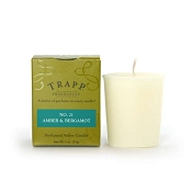 Trapp Candles No 21-Amber & Bergamot- 2 Oz Votive