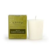 Trapp Candles No 28-Bamboo Sugar Cane- 2 Oz Votive