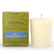 Trapp No 3-Frankincense & Rain - 2 Oz Votive