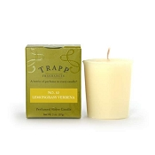 Trapp Candles No 10-Lemongrass Verbena- 2 Oz Votive