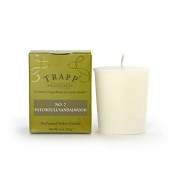 Trapp No. 7 Patchouli Sandalwood Votive