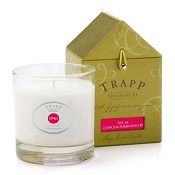 Trapp No. 61 Quince & Pomegranate Candle