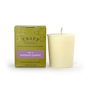 Trapp No. 6 Rosemary Jasmine Votive