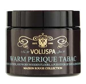Voluspa Warm Perique Tabac Votive