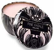 Voluspa Victoria 4.5-ounce tin candle-Pink Fatale