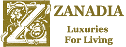 Zanadia.com.  Luxuries for Living