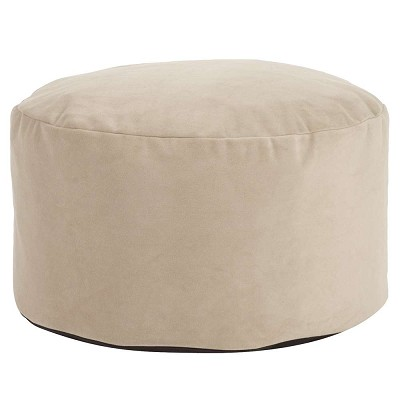 Foot Pouf Bella Sand -Howard Elliott