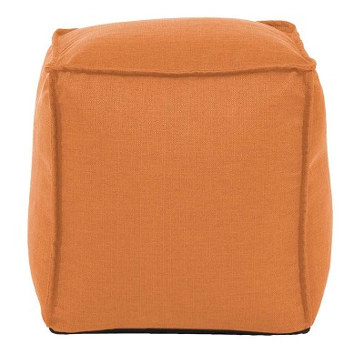 Square Pouf Sterling Canyon -Howard Elliott