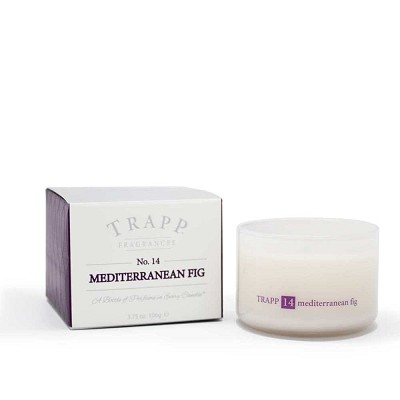 Trapp Candles No 14-Mediterranean Fig-3.75 Oz Poured Candle