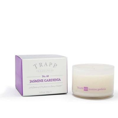 Trapp Candles No 60-Jasmine Gardenia-3.75 Oz Poured Candle