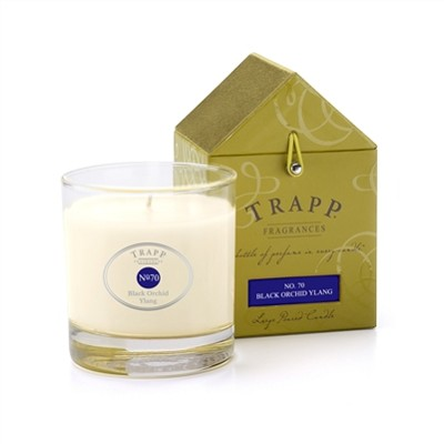 Trapp Black Orchid Ylang Candle No. 70