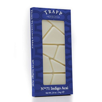 Trapp No 71 Indigo Acai Fragrance Melt