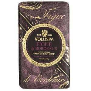 Voluspa Figue de Bordeaux Shea Butter Soap