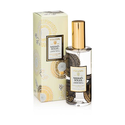 Voluspa Nissho Soleil Room-Body Mist-Ltd Edition