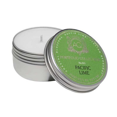 AQUIESSE Pacific Lime Blossom Soy 20 Hr Travel Tin Candle