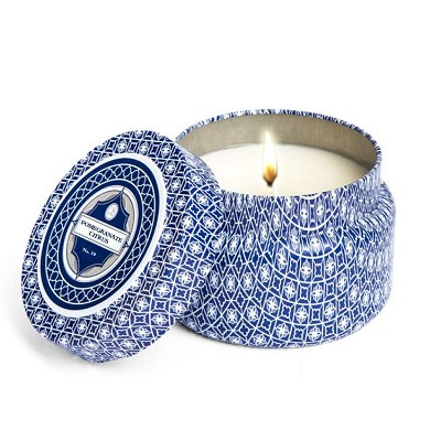 Capri Blue Pomegranate Citrus No 39 Candle Tin