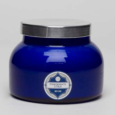 Capri Blue Pomegranate Citrus No 39 Jar Candle