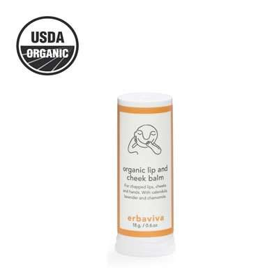 Erbaviva Baby Organic Lip and Cheek Balm