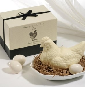 Pretty Little Hen luxury soap by Gianna Rose Atelier