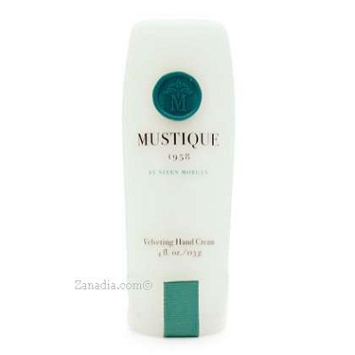Niven Morgan Mustique 1958 Hand Cream