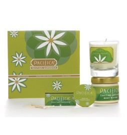 Pacifica Tahitian Gardenia Travel Gift Set