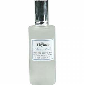 Thymes Sleep Well Mist for Body and Bed