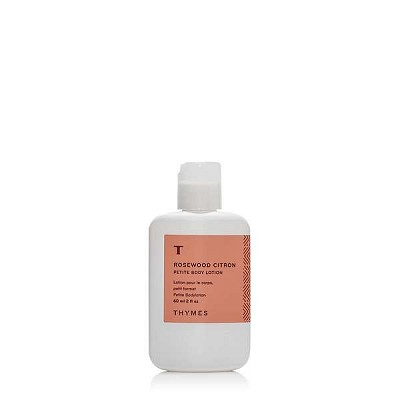 Thymes Rosewood Citron Petite Lotion
