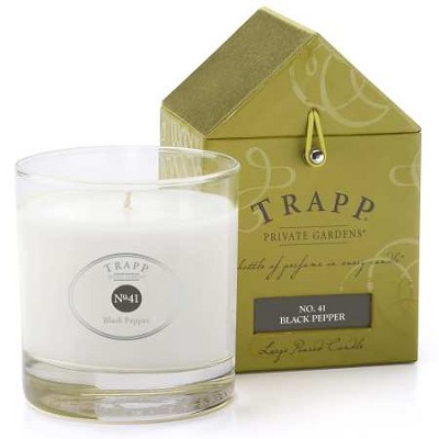 Trapp No. 41 Black Pepper Candle