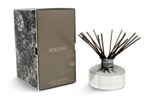 Voluspa Reed Diffuser-Frost Pinecone